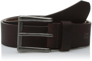 Haggar Men's 38MM Oil Tan Roller Belt