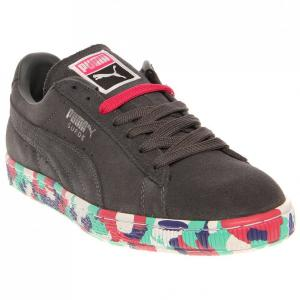 Puma Suede Classic+ Rubber Mix 35604102 Men's Casual Sneakers Fashion Shoes