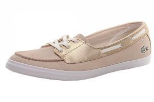 Lacoste Women's Ziane Deck 116 1 Fashion Sneaker