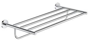 Essentials Multi-towel Rack in GROHE StarLight® Chrome