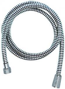 Grohe 28 151 000 59-Inch Reflexaflex Non-Metallic Hose, StarLight Chrome