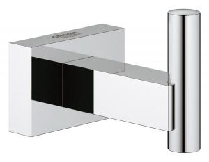 Grohe 40511000 Essentials Cube Robe hook