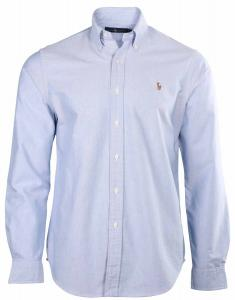 Polo Ralph Lauren Men's Long Sleeve Button Down Oxford Shirt
