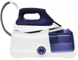 Rowenta DG84 Pro Precision Steam Station with 400-Hole Stainless Steel Soleplate, 1800-Watt