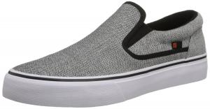 DC Men's Trase Slip-On TX SE Skate Shoe