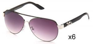 Newbee Fashion - IG Metal Fashion Aviator Sunglasses