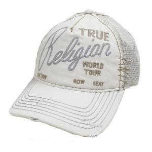 True Religion Men's New Logo Cap