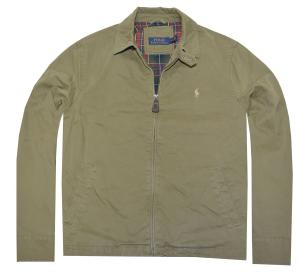 Polo Ralph Lauren Mens Canvas Jacket