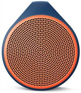Loa Logitech X100 Mobile Wireless Speaker (Orange)