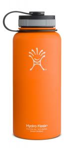 Bình Hydro Flask Insulated Wide Mouth Stainless Steel Water Bottle, 32-Ounce