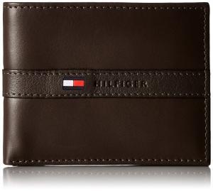 Ví nam Tommy Hilfiger Men's Leather Ranger Passcase Wallet