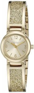 Caravelle New York Women's 44L164 Gold-Tone Stainless Steel Watch