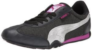 PUMA Women's 76 Runner Woven Classic Sneaker