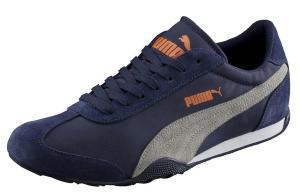 Puma 76 Runner Fun Men's Shoes Sneakers Peacoat-Drizzle 359715 02