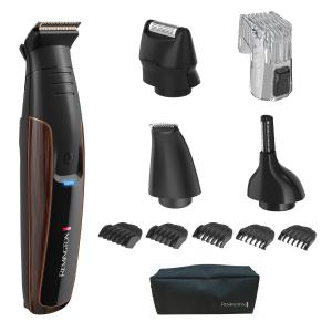 Remington PG6170 The Crafter Beard Boss Style and Detail Kit with Titanium-Coated Blades, Copper