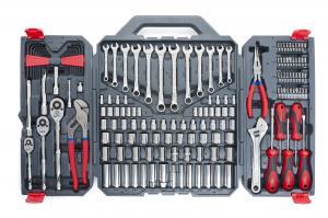 Bộ dụng cụ Crescent CTK170CMP2 Mechanics Tool Set, 170-Piece