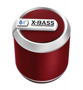 Loa Divoom DV-SOLO-3-RED Bluetune Solo Wireless Bluetooth Speaker (Red)