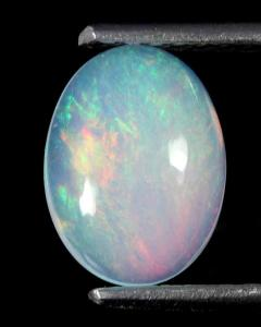 1.50Cts. NATURAL ETHIOPIAN GREAT!! WELLO FIRE OPAL OVAL CABOCHON LOOSE GEMSTONE 1353