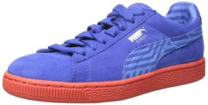 Giày PUMA Women's Suede Classic + Stripes Sneaker