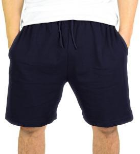 Mato & HashMens 100% Drawstring Cotton Gym Shorts With Pockets