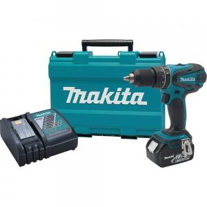 Máy khoan Makita XPH012 18V LXT Lithium-Ion Cordless 1/2-Inch Hammer Driver-Drill Kit with One Battery