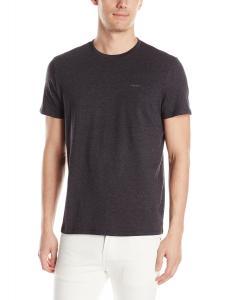 Calvin Klein Men's Regular Fit Short Sleeve Pima Cotton T-Shirt