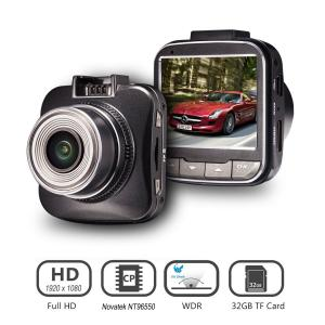 "1080P Full HD Car DVR 170 Degree 2.0"" OldShark® 30FPS Mini Car Camera Video Recorder with 32GB Memory Card"