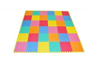 Thảm cho bé ProSource Kid's Puzzle Solid Play Mat