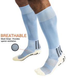 Vớ Compression Socks - Circulator Moderate Best For Running, Athletic Sports, Crossfit, Flight Travel (Men & Women) - Below Knee High Socks