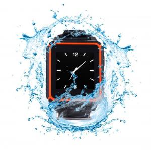 Đồng hồ Smartwatch W08 Patented Bluetooth Tri-proof Fitness Sports Action, Phone Calling Watch for  Dual Systems-Orange