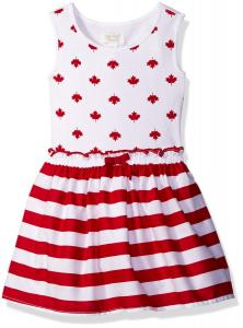 The Children's Place Girls' Canada Dress