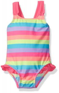 The Children's Place Girls' Striped One Piece