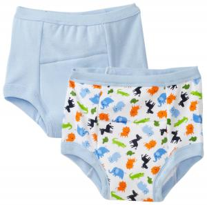 green sprouts by i play. Training Underwear, 2 Pack