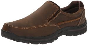 Skechers USA Men's Braver Randon Slip-On Loafer