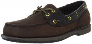 Rockport Men's Ports of Call Perth Slip-On Boat Shoe