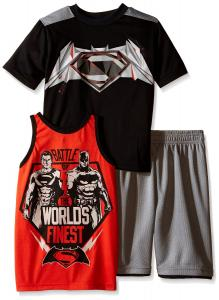 Marvel Boys' Battle of Worlds Finest 3 Pc Set