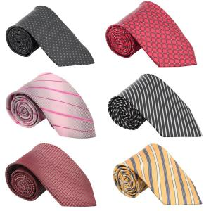 Elegant Business casual Men's Tie Necktie Mixed Set Article 6