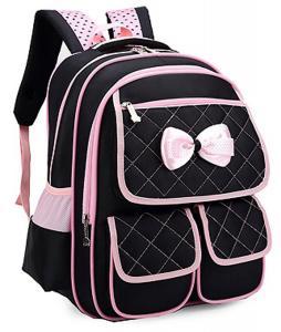 JiaYou® Kid Girl Child Oxford Princess Bag Backpack Schoolbag