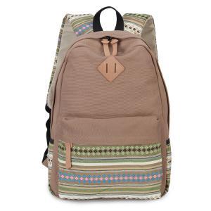 Hynes Eagle Lightweight Fashion Canvas Backpacks