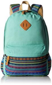 Leaper Casual Lightweight Canvas Laptop Bag/Cute School Backpack Travel Bag