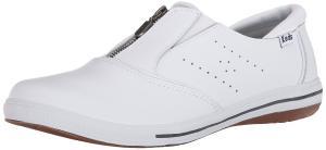 Keds Women's Pacey Zip Leather Sneaker