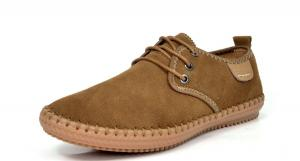 BRUNO MARC MODA ITALY 8803 Men's Classic Fashion Handmade Casual Suede Leather Comfort Oxford shoes
