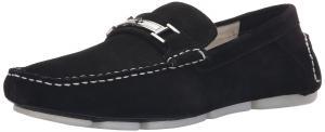 Calvin Klein Men's Magnus Calf Suede Slip-on Loafer