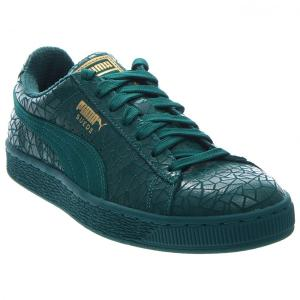 PUMA Men's Suede Crackle
