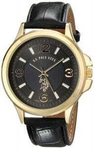 U.S. Polo Assn. Classic Men's USC50205 Analog-Quartz Black Watch