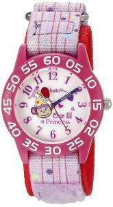 Red Balloon Kids' W002303 Red Balloon Analog Display Analog Quartz Pink Watch
