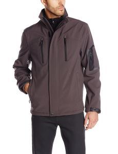 Calvin Klein Men's Fleece Bib Jacket