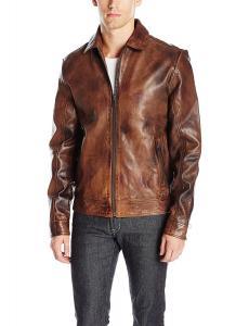 Calvin Klein Jeans Men's Vintage Wash Bomber Jacket