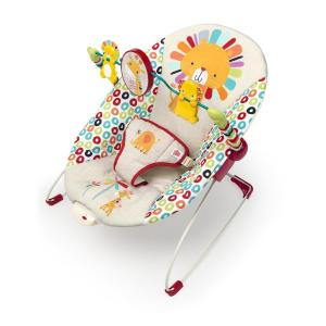 Ghế rung Bright Starts Playful Pinwheels Bouncer