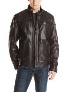 Calvin Klein Men's Moto Jacket